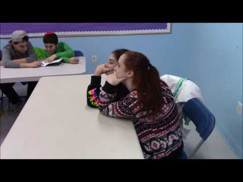 Hebrew School MANIQUEN CHALLENGE