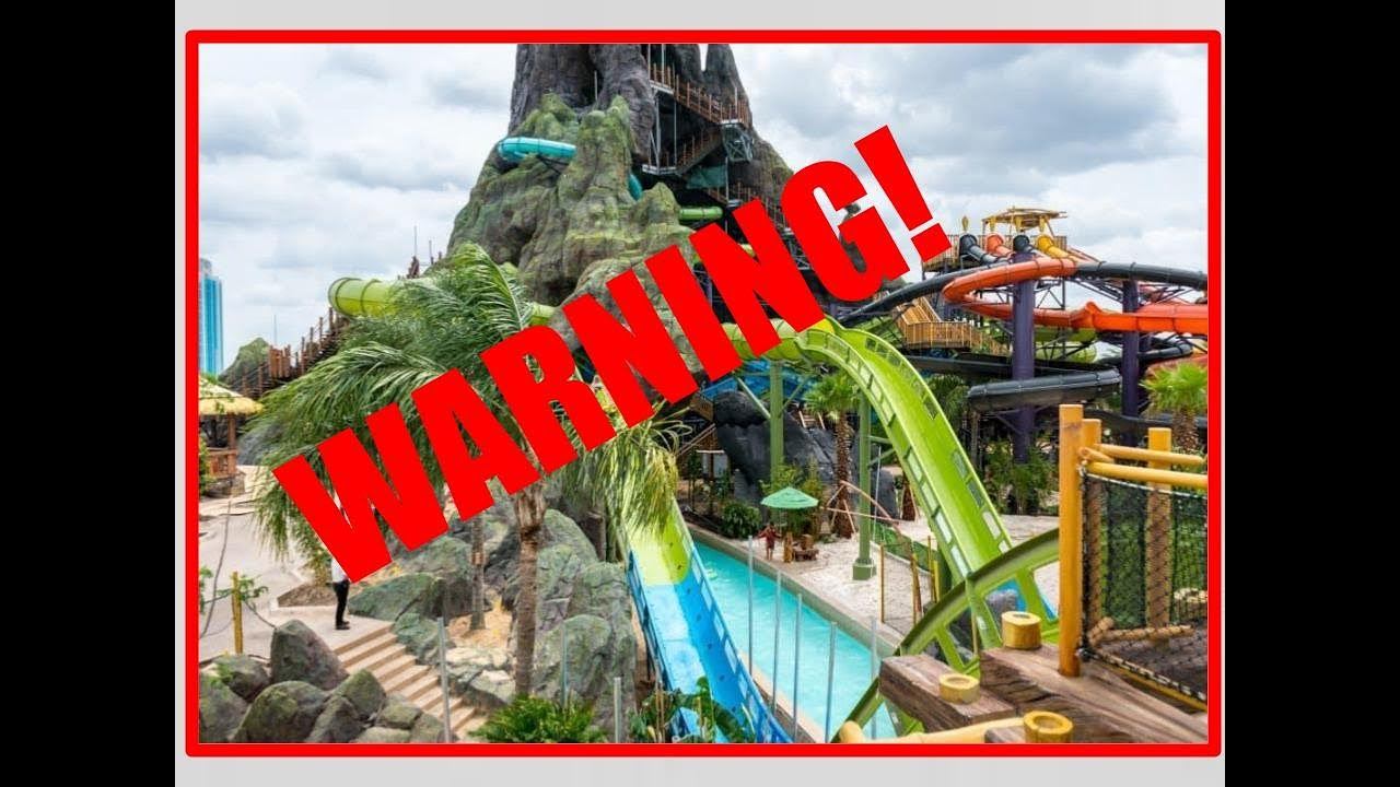 ‼️WARNING‼️WATCH BEFORE BUYING VOLCANO BAY WATER PARK TICKETS😡