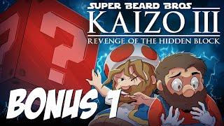 KAIZO MARIO 3 BONUS #1 - I