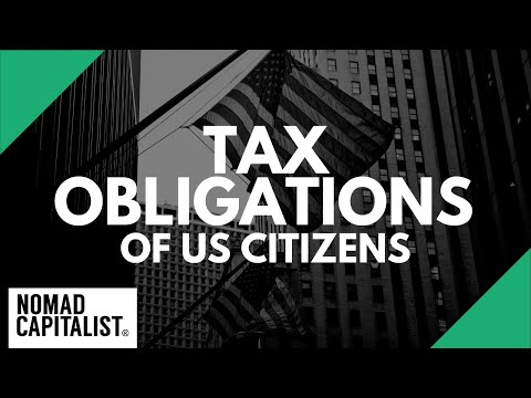 Taxes Americans Have To Pay... No Matter Where They Live