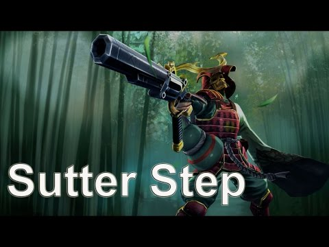 Vainglory Stutter Step (Attack Move) Training