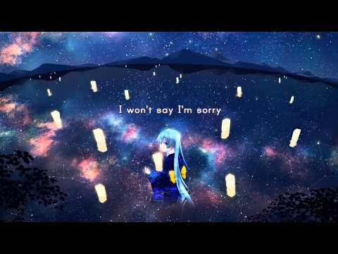 Nightcore - No Apologies