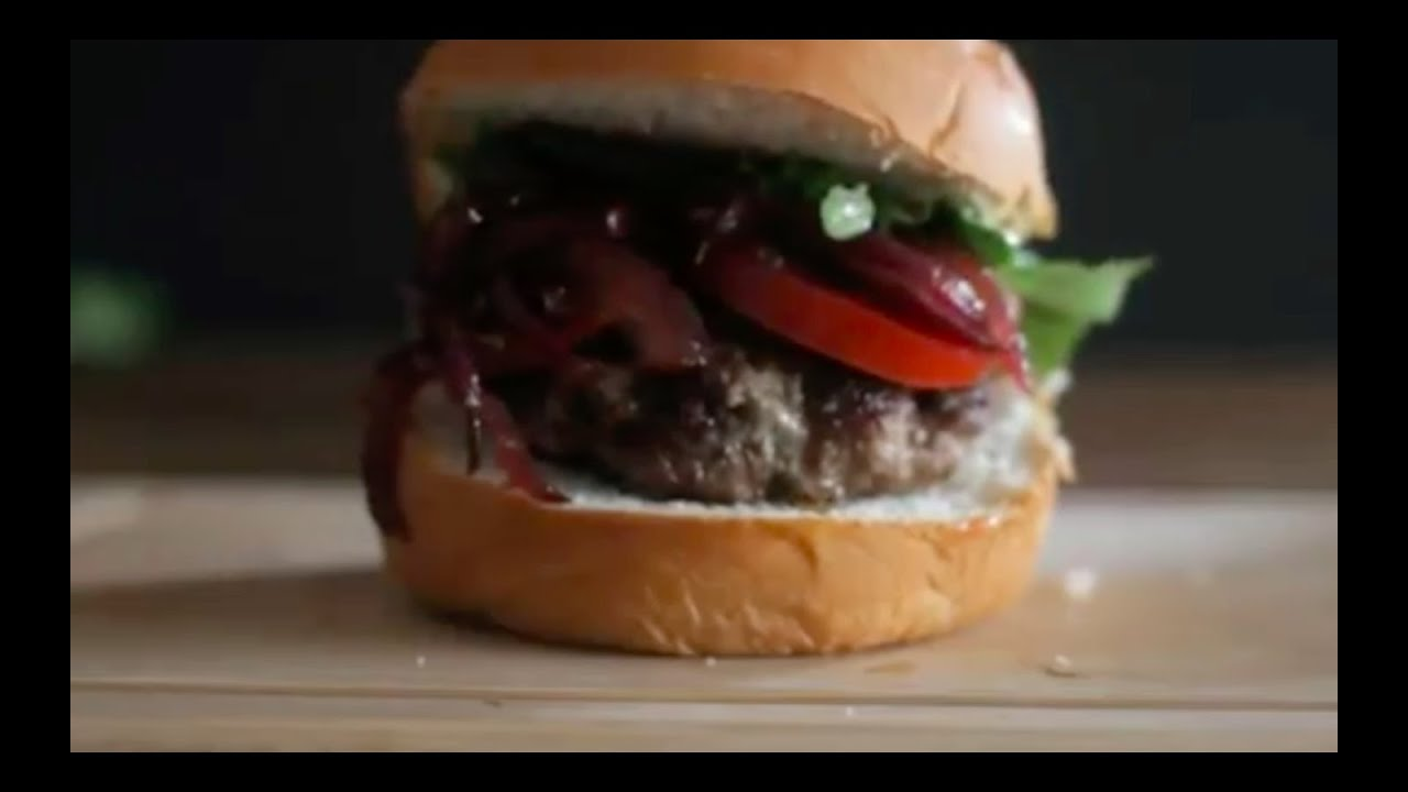 Cheese Burger Good Food Easy Recipes Youtube