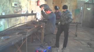 Производство металлоконструкций под фермы(Работа., 2012-05-18T14:40:05.000Z)