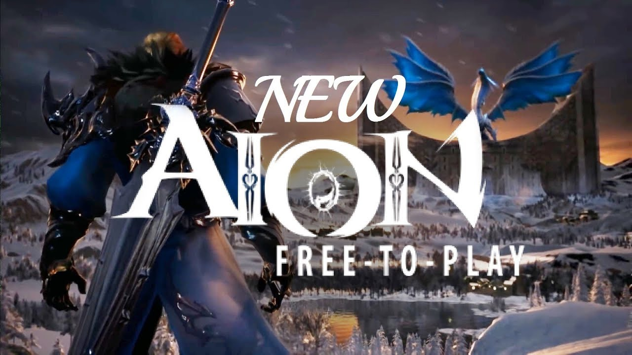 AION GAMEFORGE TÉLÉCHARGER PLAY FREE TO