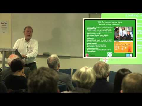 Newcastle University - Community Renewable Energy Workshop - Gary Charnock
