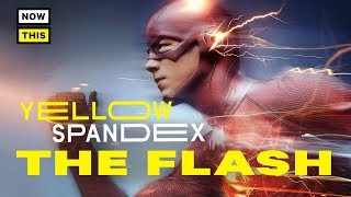 The Evolution of The Flash's Costume | Yellow Spandex #2 | NowThis Nerd