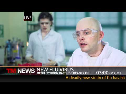 Fatal British Asian Flu Virus: Cure Development [Update 3] **SPECIAL REPORT** poster