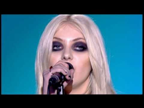 The Pretty Reckless - Make me wanna die (live)