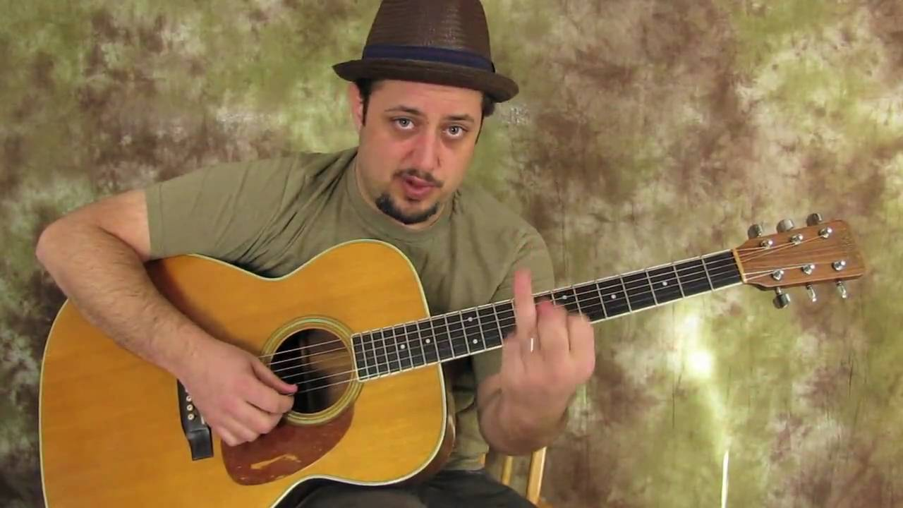 acoustic blues solo lesson how to build a solo youtube. Black Bedroom Furniture Sets. Home Design Ideas