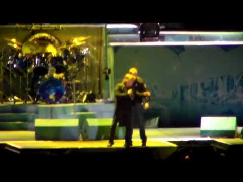 Iron Maiden - Moonchild - 27-09-2013 Buenos Aires, Argentina (Front Barrier Problem) mp3