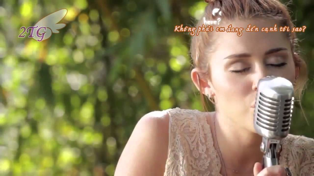 2TG - VietsubMiley Cyrus - Lilac Wine - The Backyard ...