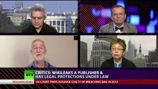 CrossTalk: Assange in Custody