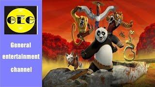 GEC - Kung Fu Panda 3 OST Full Compilation