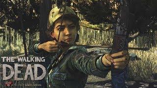 THE WALKING DEAD SEASON 4 Episode 1 ALL Choices Endings