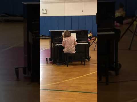 Jocelyn's Goshen Center School talent show 6/10/2019