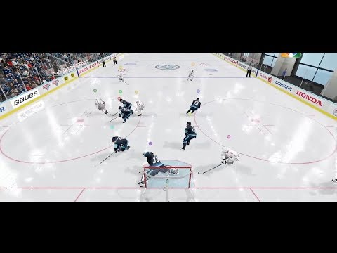 NHL 18 Goalie Tips - How to Save Rebounds [+ Road to 10,000 Subscribers!]