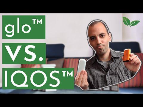 glo™ vs. IQOS™