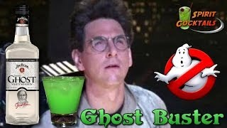 Jim Beam Ghost Buster Cocktail