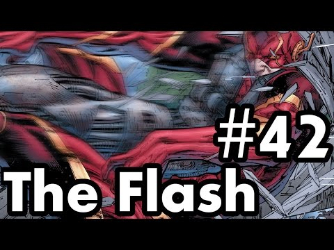 The Flash #42 Recap/Review – Sins of the father.