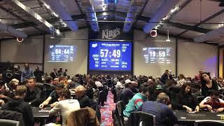 В Главном Событии WSOP Europe 534 входа по 10 000 евро