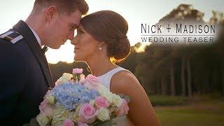 Nick and Madison Wedding Teaser