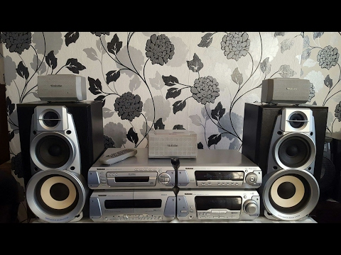 TECHNICS SA EH770 specifications. 5.1 surround sound system. For more videos subscribe please.