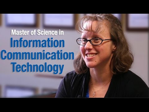 Master Of Science In Information Communication Technology