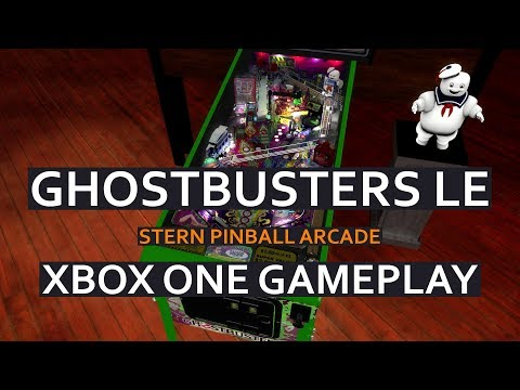 Ghostbusters LE Stern Pinball Arcade - Xbox One