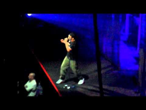 Drake - Karaoke - Birmingham NIA January 14th 2011