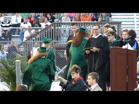 Ambre Viera High Graduate 2013