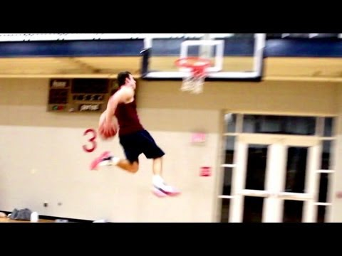 """TFB::Dunks:: 6'1"""" Andrew Pickwell ..We have a New Star in the Dunk World (Sick Dunk Session)"""