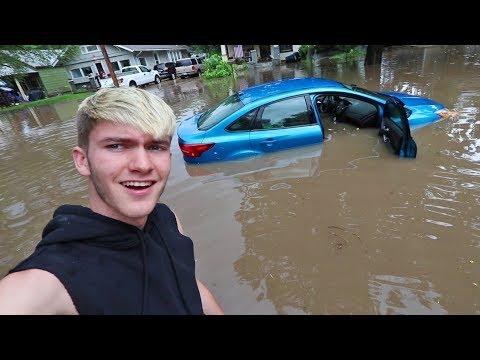 My Town Is Underwater...