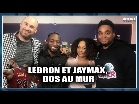 LEBRON & JAYMAX, DOS AU MUR ! First Day Show NBA #51