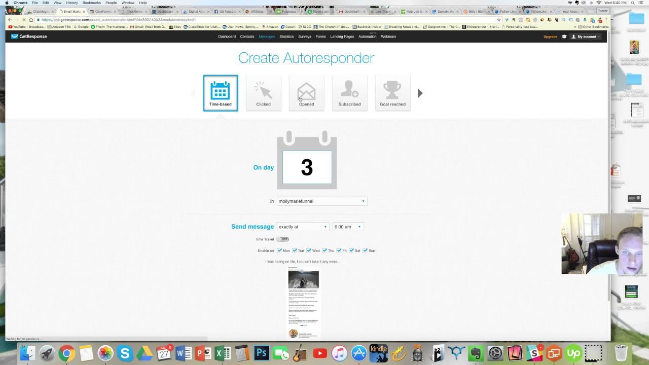 how to use getresponse autoresponder getresponse autoresponderhow to use getresponse autoresponder getresponse autoresponder tutorial part 1