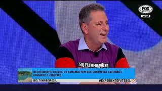 Diego Renova Maraca Ou Estadio Próprio Landim Responde