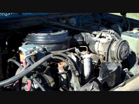 1985 Ford F 250 Wiring Diagram Ford F250 6 9 Diesel Vacuum Pump And Thermostat Youtube