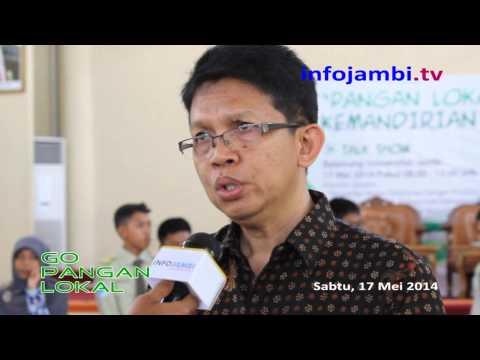 TALK SHOW GO PANGAN LOKAL JAMBI
