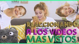 Karol Sevilla   Reaccionando a los videos mas vistos  #ReaccionandoVideosMasVistos