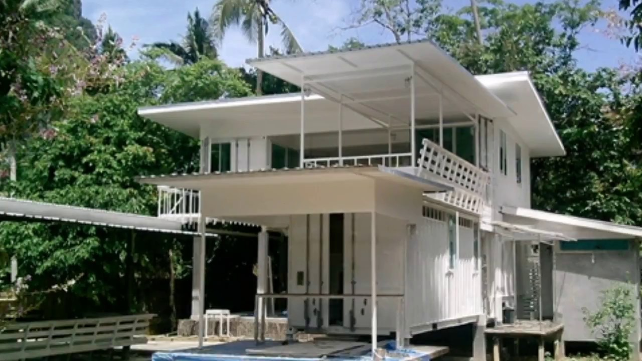 Beautiful container home design for hot climate youtube for Best house design hot climate