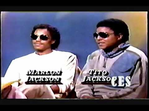 Marlon And Tito Jackson Interview