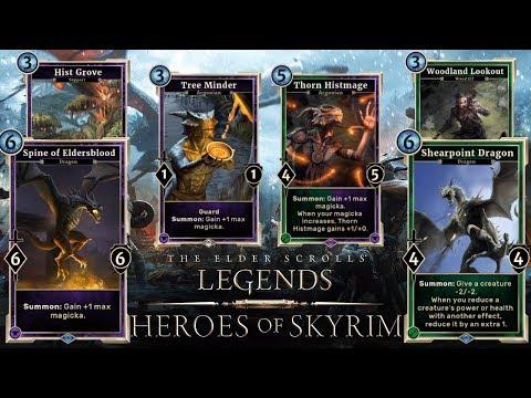 TES:Legends Heroes of