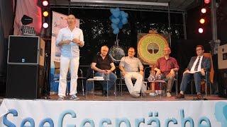 Bargeldverbot - Seegespräche mit Prof. Hörmann, Prof. G. Mann, Dr. U. Horstmann, A. Risi & R. Stein