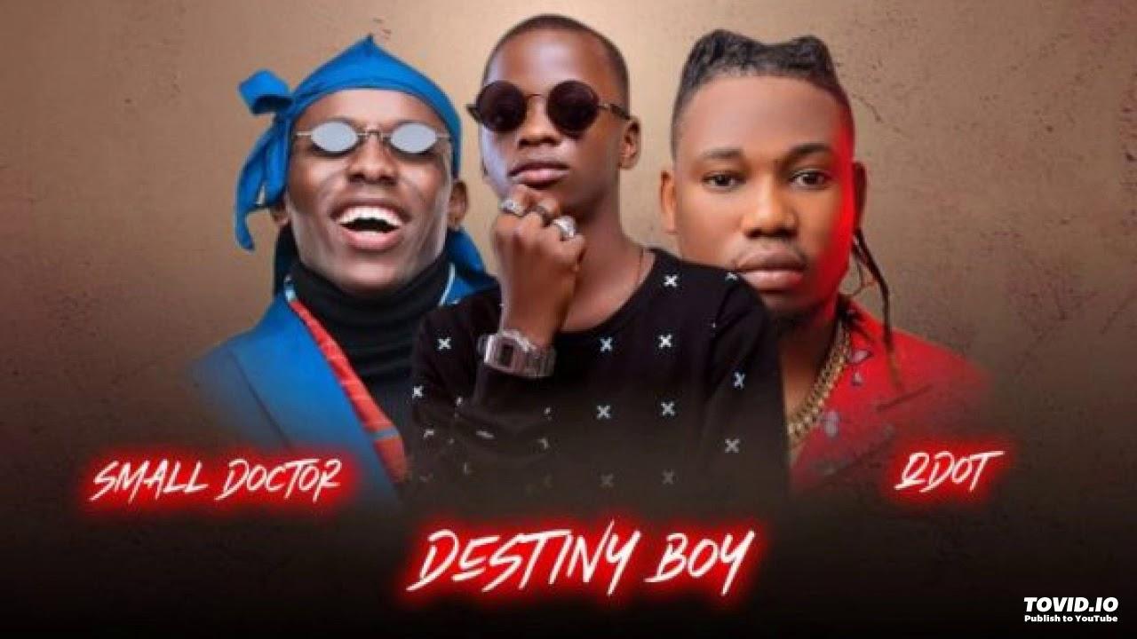 Destiny Boy Ft. Small Doctor & Qdot - Hustle O (Remix)