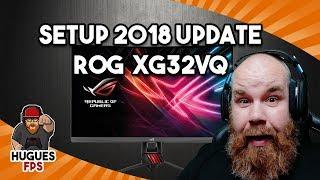 Video MON SETUP 2018 UPDATE ASUS ROG Strix XG32VQ download MP3, 3GP, MP4, WEBM, AVI, FLV Oktober 2018