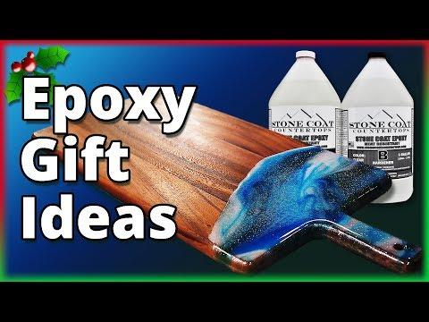 Epoxy Gift Ideas, Unique, Fast, And Fun 🎁 | Stone Coat Countertops