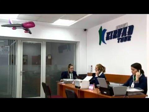 Transport Constanta - Aeroport Otopeni si retur Kirvad Tour