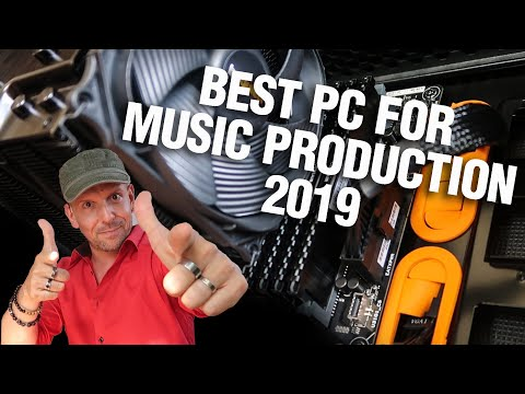 The Best PC For Music Production In 2019