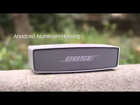 1 Bose SoundLink Mini Bluetooth Speaker MP3 Players & Accessories