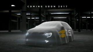 2018 Renault Sport Megane Teaser